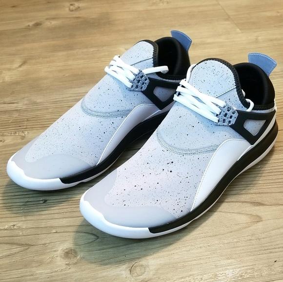 53b89005a62 Nike Air Jordan Fly 89 Wolf Grey Black 940267 013
